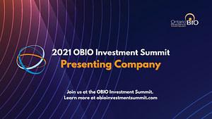 OBIO Investment Summit